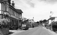 Willingdon, Wish Hill c1955