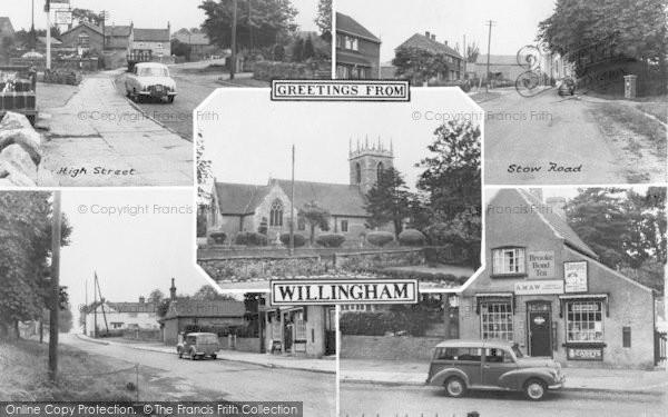 Photo of Willingham, Composite c.1960