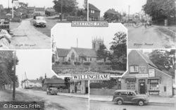 Willingham, Composite c.1960