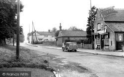 Willingham, High Street c.1955