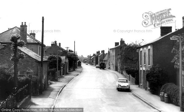 Photo of Willingham, High Street c.1965