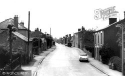 High Street c.1965, Willingham