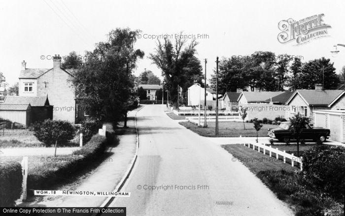 Photo of Willingham, Newington c.1965