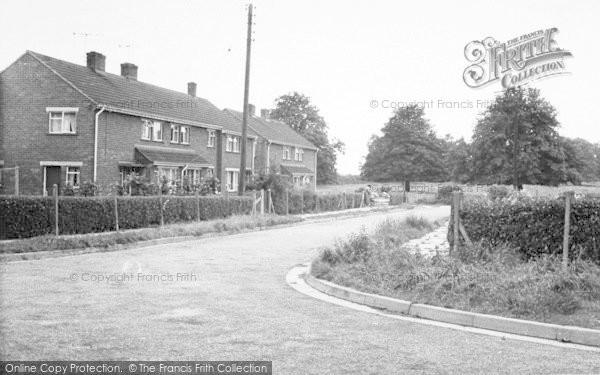 Photo of Willingham, Park Road c.1960