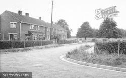 Willingham, Park Road c.1960