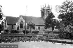 Willingham, St Helen's Church c.1960