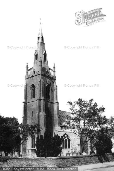 Photo of Willingham, St Mary And All Saints Church c.1965