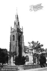 St Mary And All Saints Church c.1965, Willingham