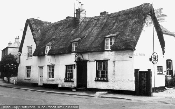 Photo of Willingham, St Michael's Cottage c.1965