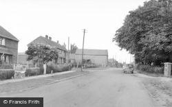 Willingham, Stow Road c.1960