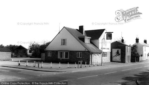 Photo of Willingham, the Black Bull c1960