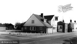 The Black Bull c.1960, Willingham
