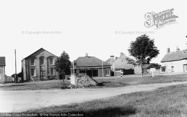 Photo of Willingham, The Green c.1965