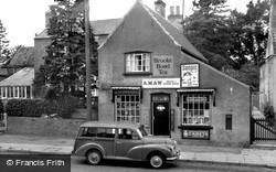 Willingham, The Post Office c.1960