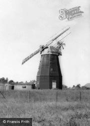 Willingham, The Windmill c.1955