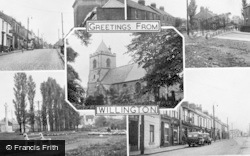 Composite c.1955, Willington