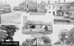 Willington, Composite c.1960