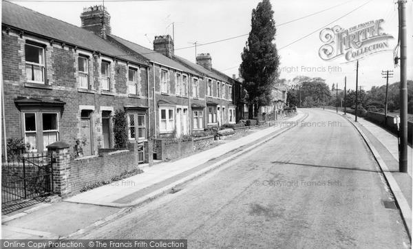 Photo of Willington, Dene View c1955