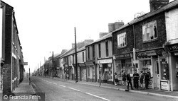 High Street 1962, Willington