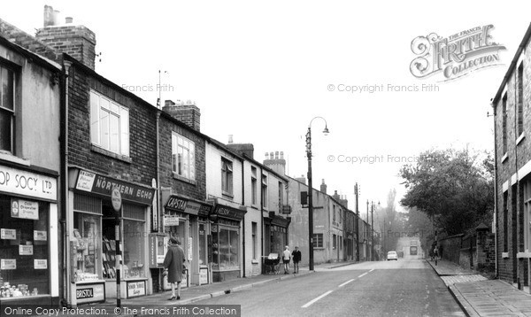 Photo of Willington, High Street c.1960