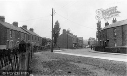 Low Willington c.1955, Willington