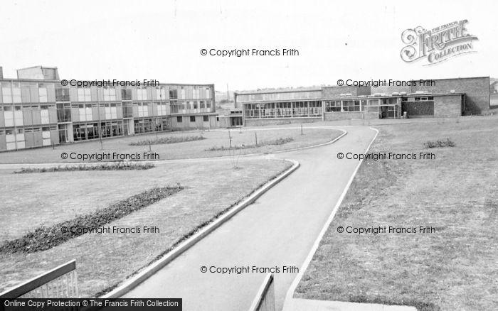 Photo of Willington, Modern School c.1955