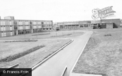 Modern School c.1955, Willington