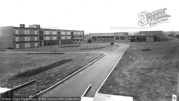 Photo of Willington, Modern School c.1960