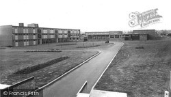 Modern School c.1960, Willington