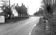 Willington, Repton Road c1960