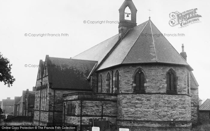Photo of Willington, St John's Sunny Brow c.1955