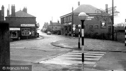 Willington, The Cross c.1955