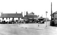Willington, the Village c1950