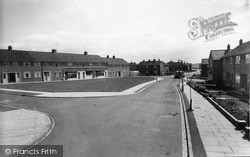 Wear Valley Estate c.1955, Willington