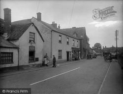 Williton, Fore Street 1935