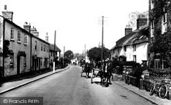 Williton, Long Street 1929