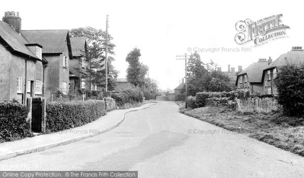 Photo of Willoughby, The Village c.1960