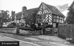 Mary Arden's House c.1955, Wilmcote