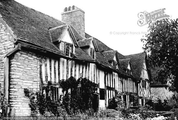 Photo of Wilmcote, Mary Arden's House (Now Palmer's Farm) c.1965