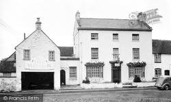 Wilmcote, Swan Guest House c.1955