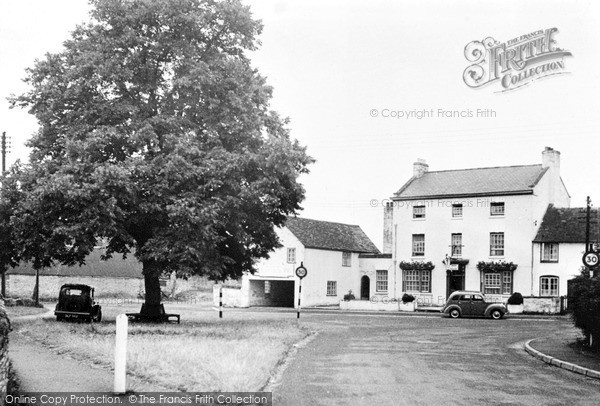 Photo of Wilmcote, The Green And Swan Guest House c.1955