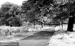 Wilmslow, Carrs Path c.1955
