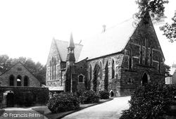 Wilmslow, Congregational Church 1897