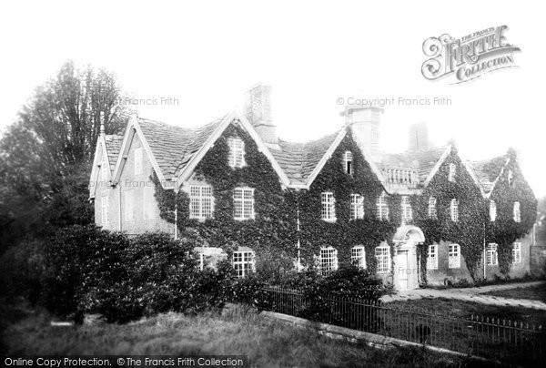Photo of Wilmslow, Hawthorne Hall 1897