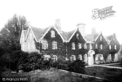 Wilmslow, Hawthorne Hall 1897