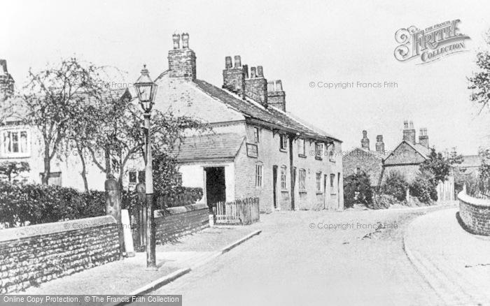 Photo of Wilmslow, Hawthorne Street c.1900