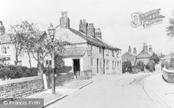 Wilmslow, Hawthorne Street c.1900