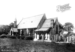Wilmslow, Lindow Church 1897
