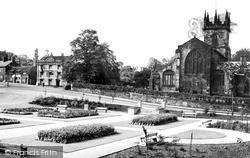 Memorial Gardens c.1955, Wilmslow