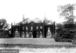 Pownall Hall 1897, Wilmslow